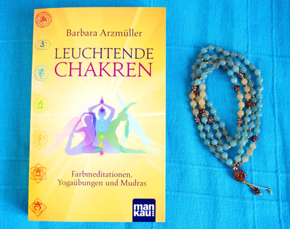Leuchtende Chakren von Barbara Arzmüller