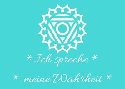 CHAKRA SECRETS #5: Kehlkopfchakra * € 69