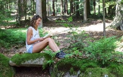 Liane Dirks: Sich ins Leben schreiben