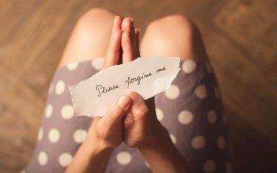 Vergib dir selbst und werde frei!