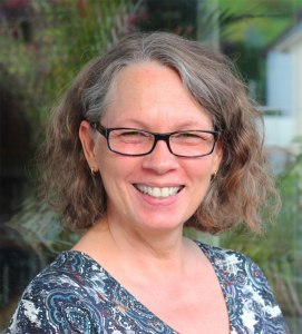 Elke Weigel, Tanztherapeutin und Diplompsychologin