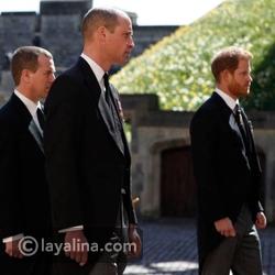 الملكة إليزابيث تقف على نعش زوجها منفردة: بريطانيا تودع الأمير فيليب