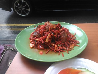 Mie Goreng Meat