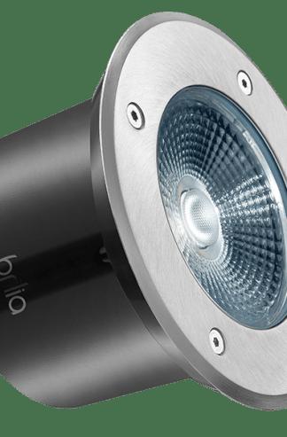 432594 - Embutido de Solo 15W - IP67 - BIV - 2700K - Brilia - LED