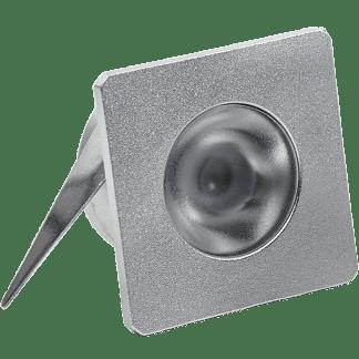 432921 - Luminária de Embutir Quadrada (2un) - 2700K - Brilia - LED