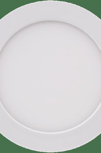 433034, 433041, 434383 Luminária Painel Redondo de Embutir - 29,5CM LED = Brilia