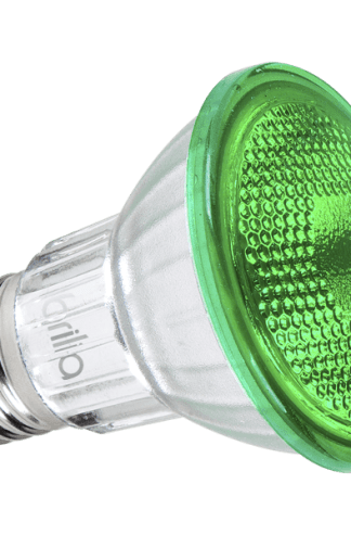 434772 - PAR20 6W - Verde - IP65 - Brilia - LED