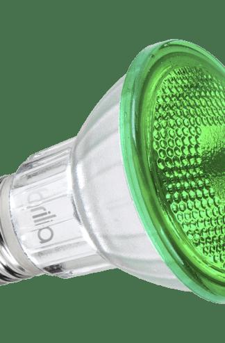 434772 - PAR20 6W - Verde - IP65 - Brilia - LED