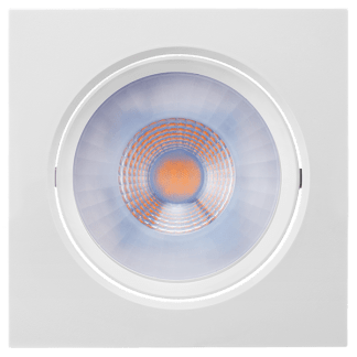 Luminária LED Downlight Orientável PAR30 - 12W - 2700K/6500k - Brilia
