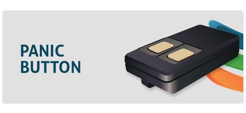 Wireless Panic Buttons by Layered Solutions