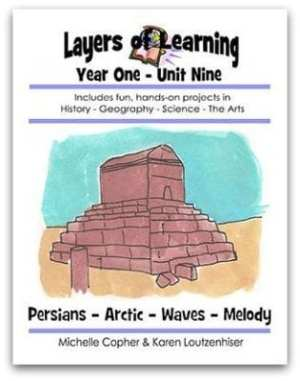 Layers of Learning Unit 1-9