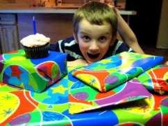Kids' Birthday Interviews