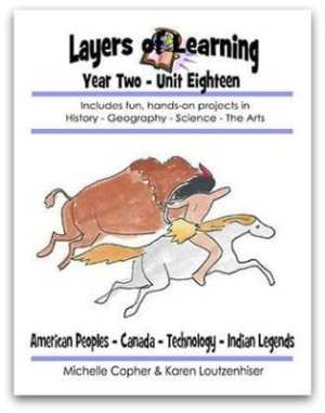 Layers of Learning Unit 2-18