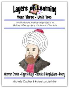 Layers of Learning Unit 3-2