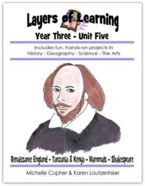 Layers of Learning Unit 3-5