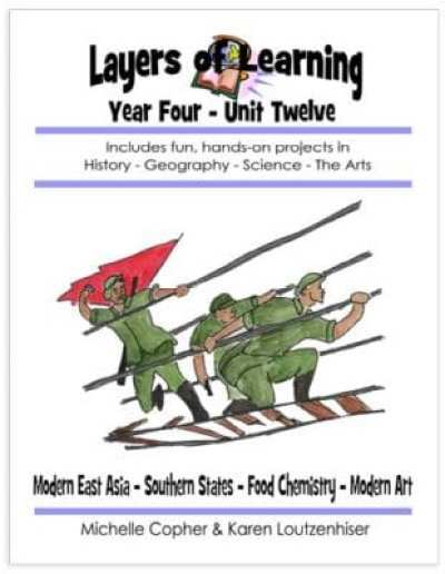 Layers of Learning Unit 4-12