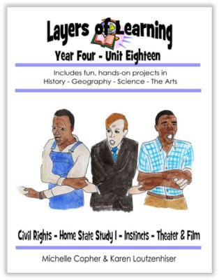 Layers of Learning Unit 4-18 cover