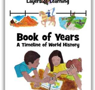 Book of Years: A Timeline of World History
