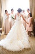 Las Vegas wedding by J. Anne Photography