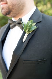 Olive boutonniere