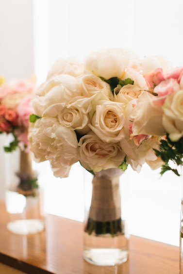 Bridal bouquet by Layers of Lovely Floral Design