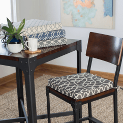 Navy Dining Room Chair Covers Nathan Anthony Chairs Cushions Layjao