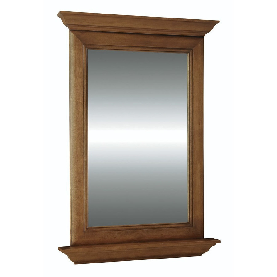 Shop Bathroom Mirrors At Lowes Layjao