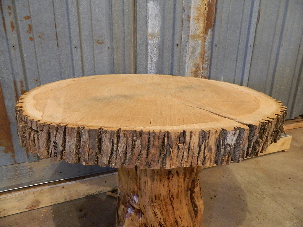 round wood slabs for table tops