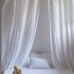 Canopy Bed Drapes Layjao
