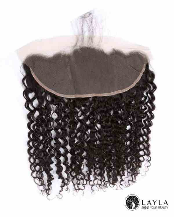 Curly Lace Frontal size 13X4
