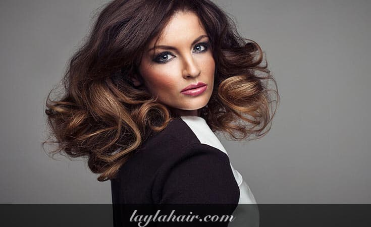 the-Differences-between-vs-Balayage-Color-Hair-Extensions