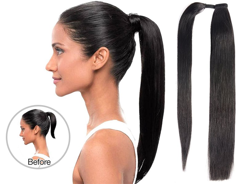 Everything You Need To Know About Clip In Ponytail Human Hair Extensions For Short Hair