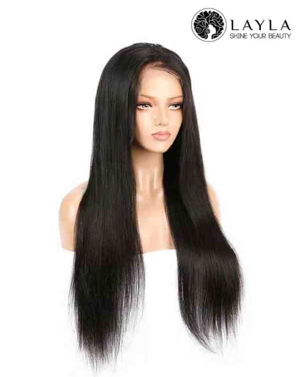 Vietnamese 30 inch Lace front Wig 13x6