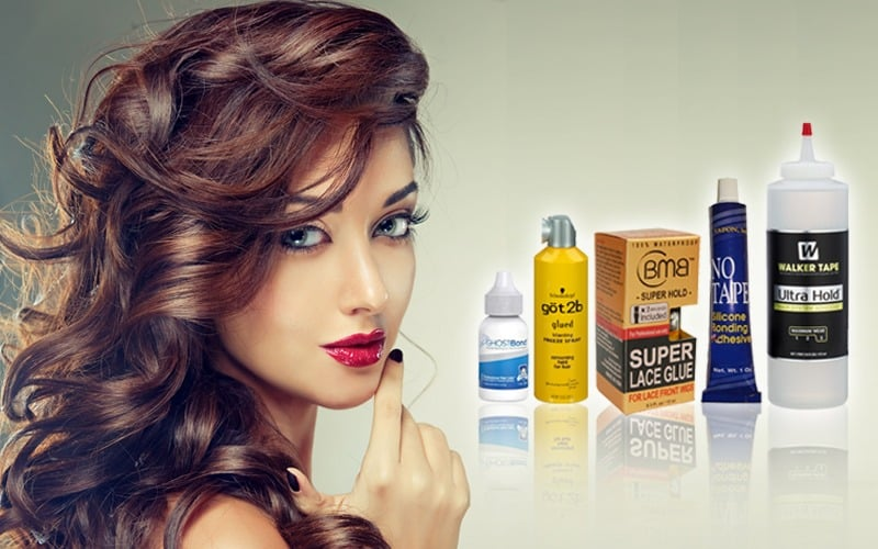 Top 15 + Best Lace Wig Adhesive for Long Term Wear 2019 Updated