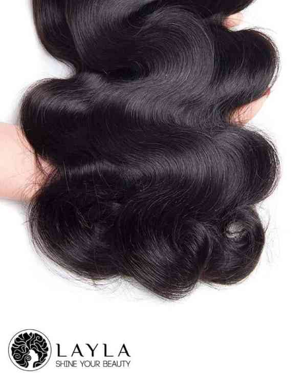12 Inch Weave Body Wavy Cambodian Extensions