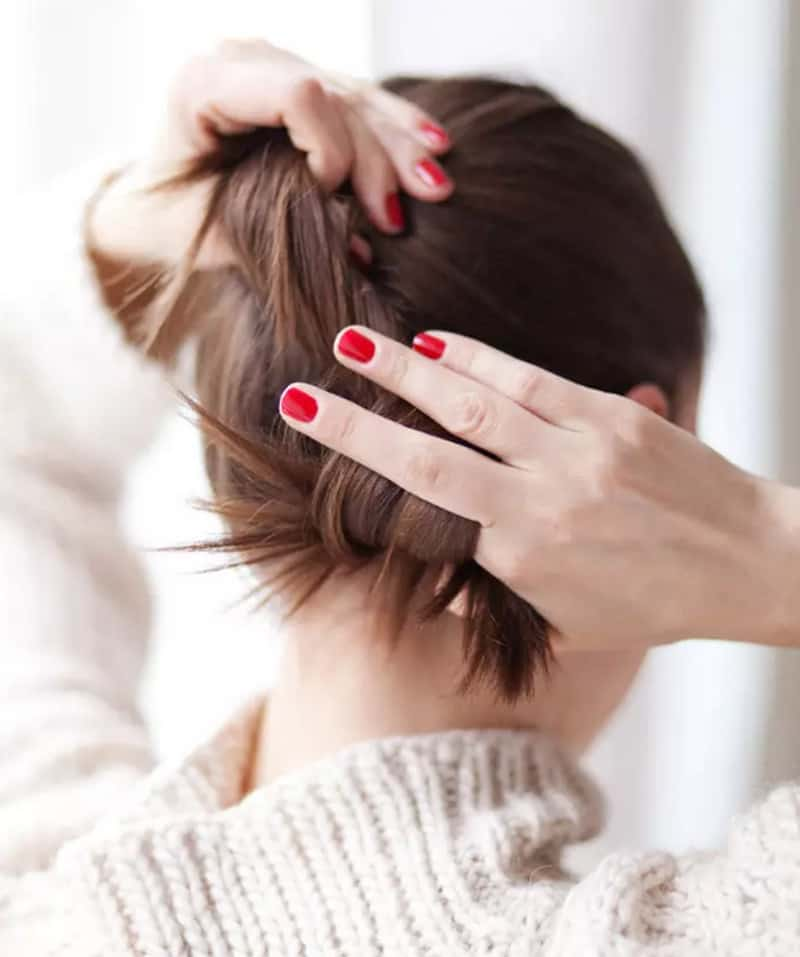 Top 10 Most Common Causes Hair Breakage Around Hairline