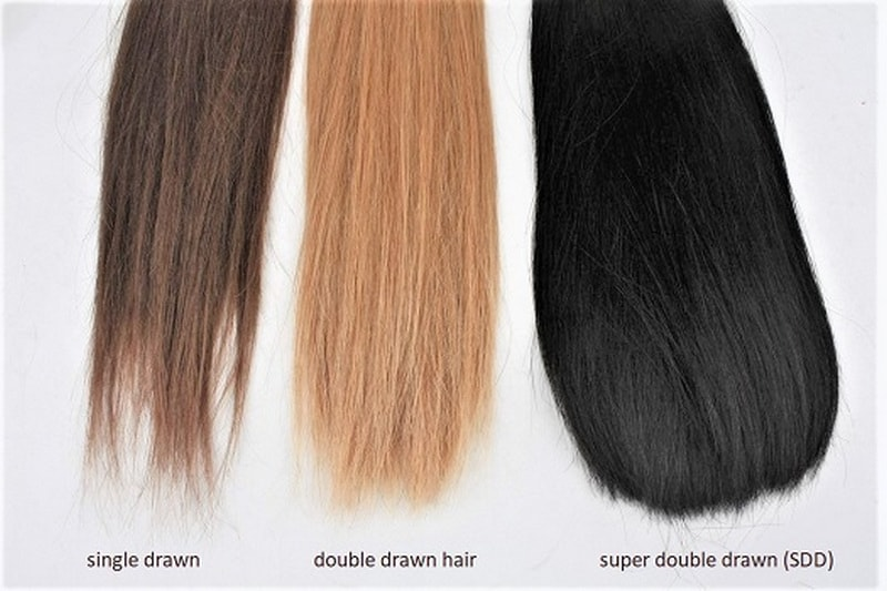 The Ultimate Advantages Of Double Drawn Hair: What Experts Have To Say