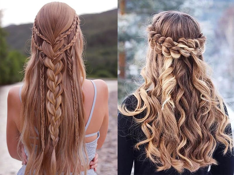 13 + Festival Hairstyles Ideas That Will Blow Your Mind In 2019