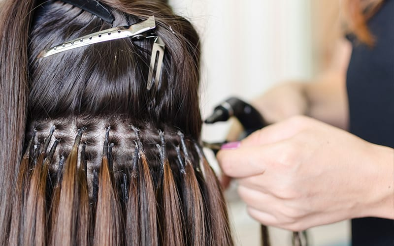 How To Completely Remove Hair Extensions Glue At Home In 30 Seconds