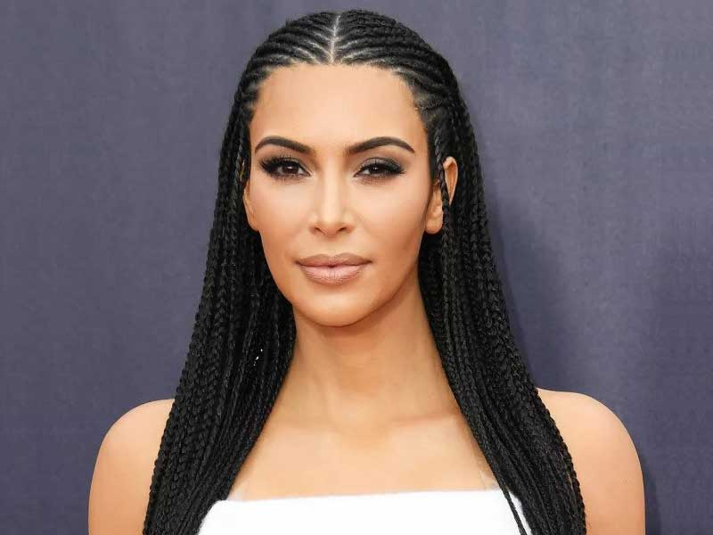 How Kim Kardashian Red Hair Stands Out On The Carpets | Hottest Styles To Copy