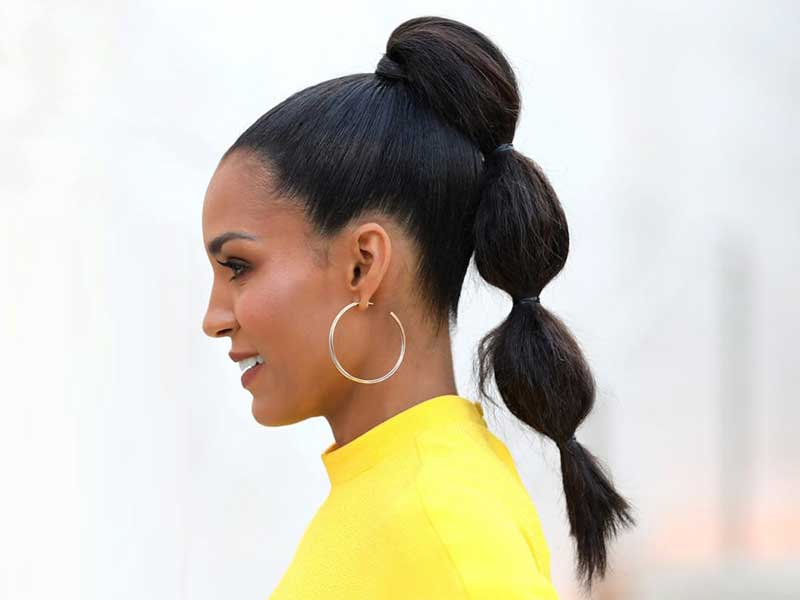 Amazing How Ponytail African American Hair Elevate Your Look!