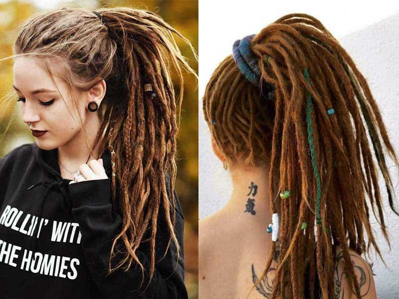 20 Incredible Examples Of Dreadlock Hairstyles You Have To See!