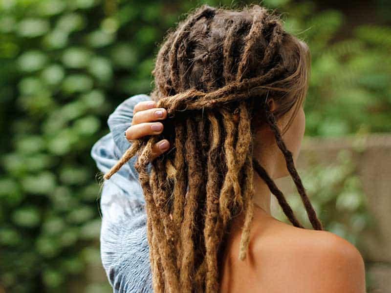 15+ Amazing Ideas On White Girl Dreadlock Hairstyles