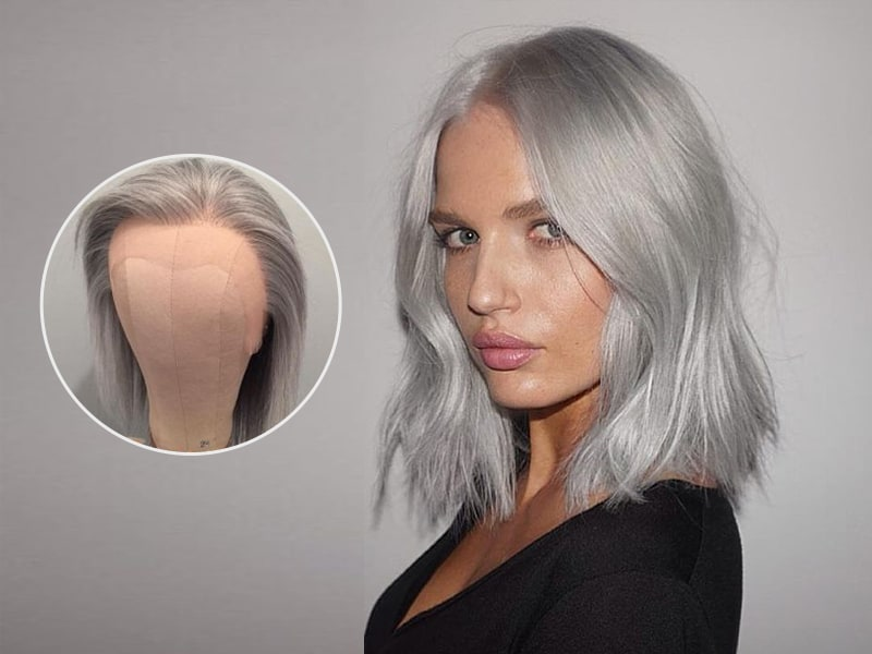 Grey Hair Toppers - How Could You Find Your Best Pick?