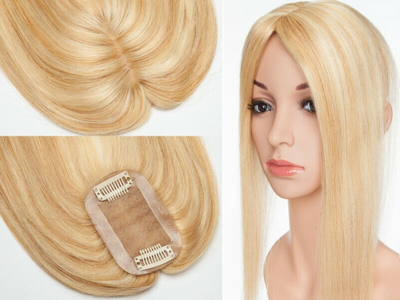 Real Hair Toppers Vs. Wigs | What Are The Differences Between Them?