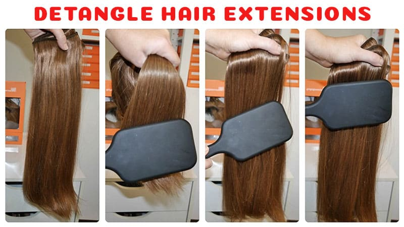 Detangle Hair Extensions - What The In-Crowd Won't Tell You?