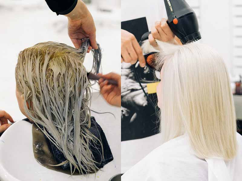 Can You Bleach Wet Hair - Choosing The Right Strategy