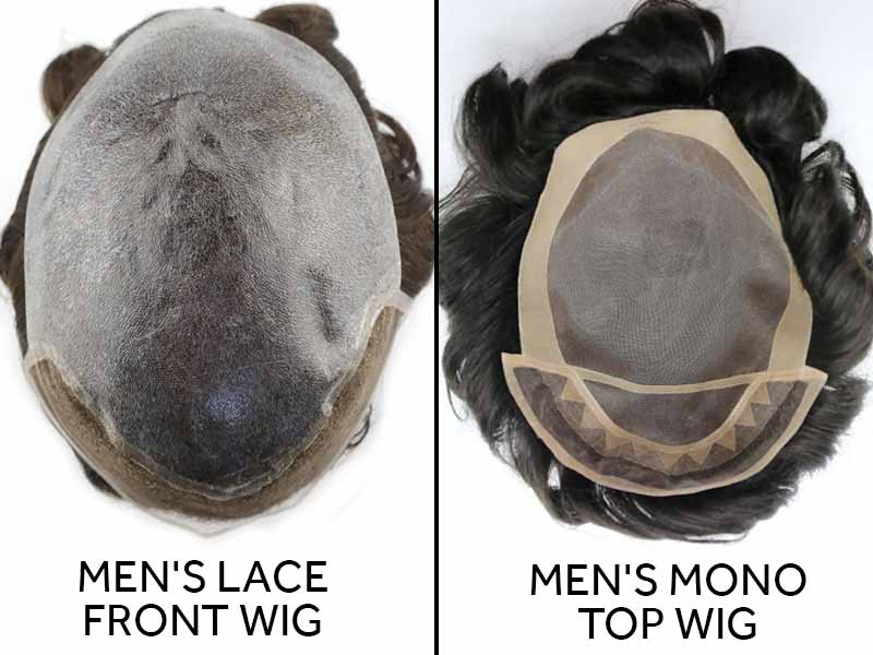 Why Male Wigs Can Make Or Break Your Hair Day?