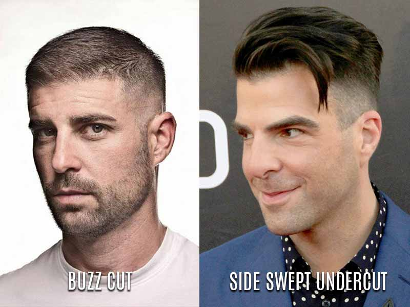 9 Best Hairstyles For Men With Thin Hair And Big Forehead
