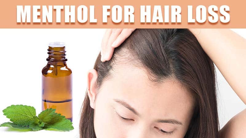 The Key Tactics The Pros Use For Menthol For Hair Loss